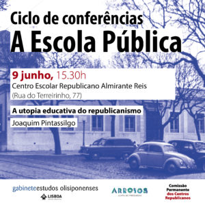 Ciclo Conferencias A Escola Publica 9jun